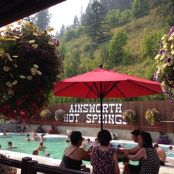 Photo Of Ainsworth Hot Springs Resort Bc Canada