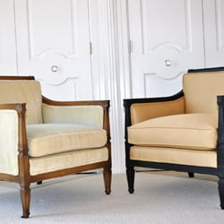 Photo Of Special Furniture Services   Brooklyn, NY, United States.  Reupholstery Of Chairs