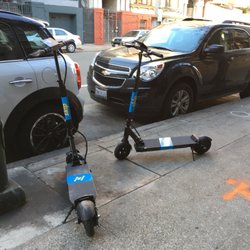Skip Scooter Rental SF - 12 Reviews - Scooter Rentals - Outer