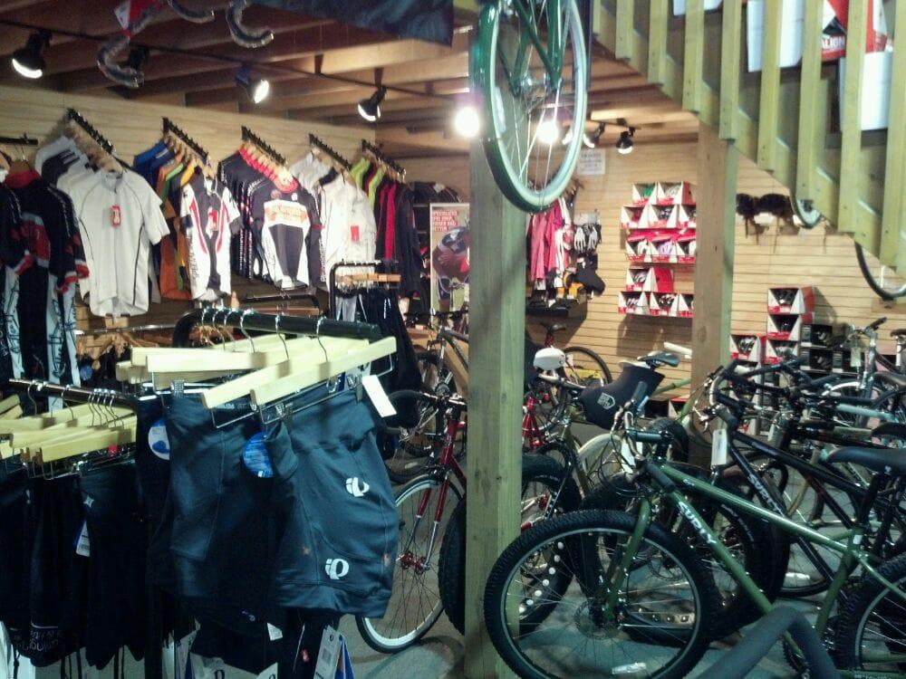 Bloomington Cycle & Fitness: 915 E Washington St, Bloomington, IL