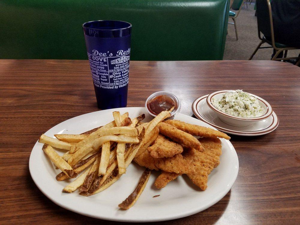 Dee's Restaurant: 1109 Bowers Ave NW, New Philadelphia, OH