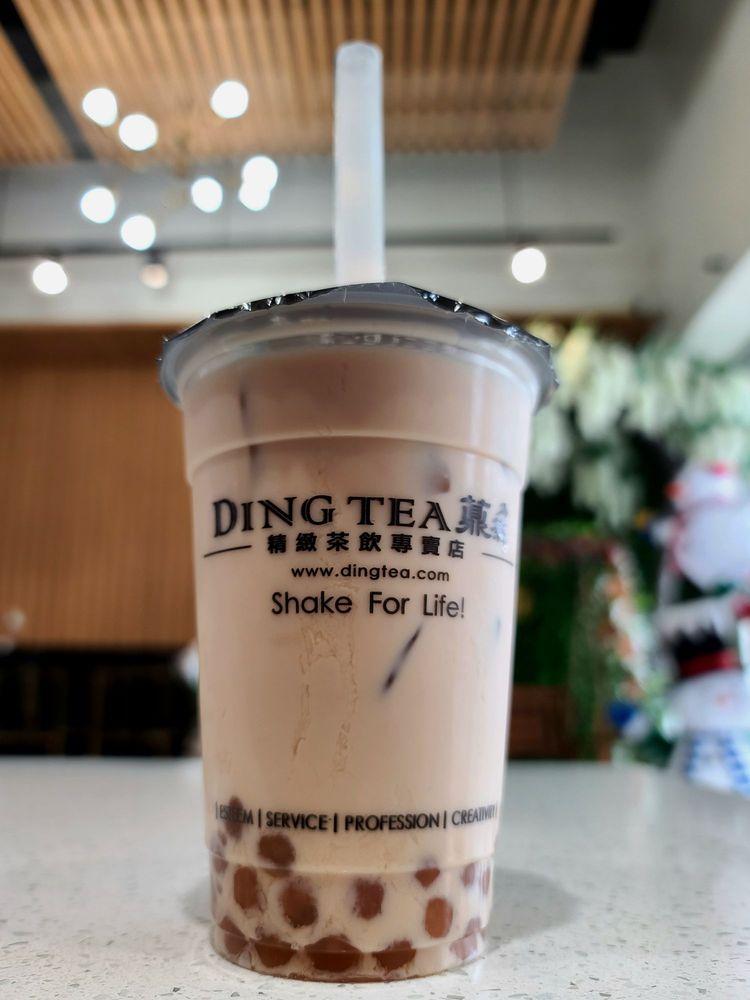 Ding Tea Charlotte: 4841 Shopton Rd, Charlotte, NC