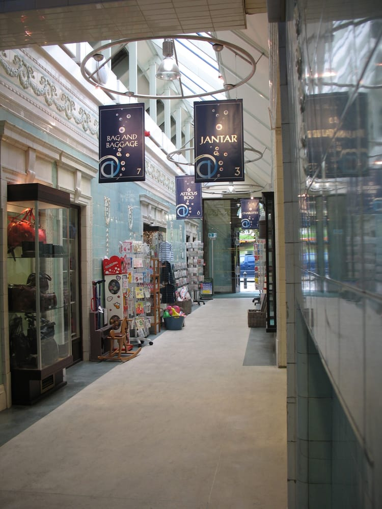 Cavendish Shopping Arcade