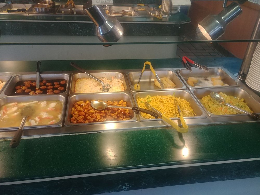 City King Buffet: 520 4th Ave SE, Red Bay, AL