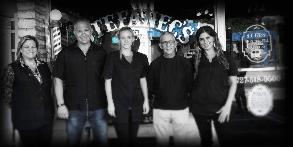 Stefanec's South Barber Shop: 772 Indian Rocks Rd N, Bellair, FL