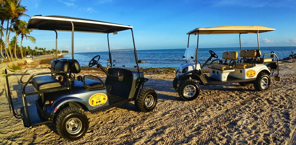 Fun in the Sun Charters & Boat Rentals: 6000 Peninsular Ave, Key West, FL