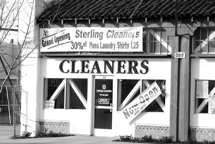 Sterling Cleaners