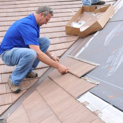 Photo Of Van Martin Roofing   Dayton, OH, United States. Metal Roof  Installtion