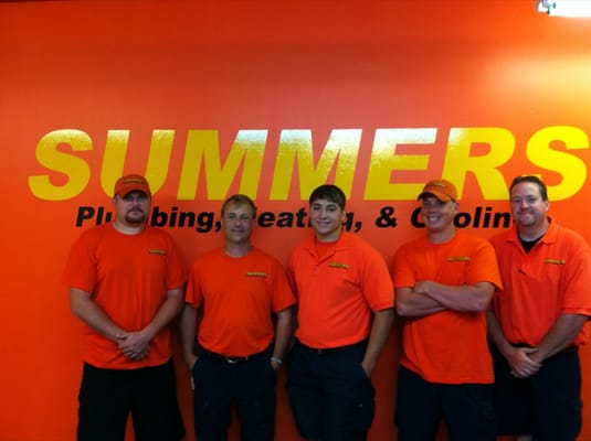 Summers Plumbing Heating And Cooling Greenfield In