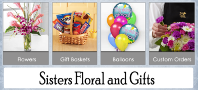 Sisters Floral & Gift: 760 S State St, North Vernon, IN