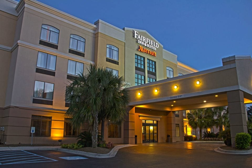 Hotels Near Tanger Outlet Charleston Sc