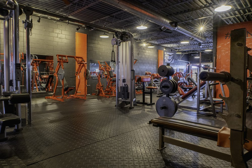 On The Rise Fitness: 11167 Main St, Sharonville, OH