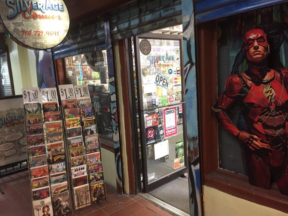 Silver Age Comics: 2255 31st St, Astoria, NY