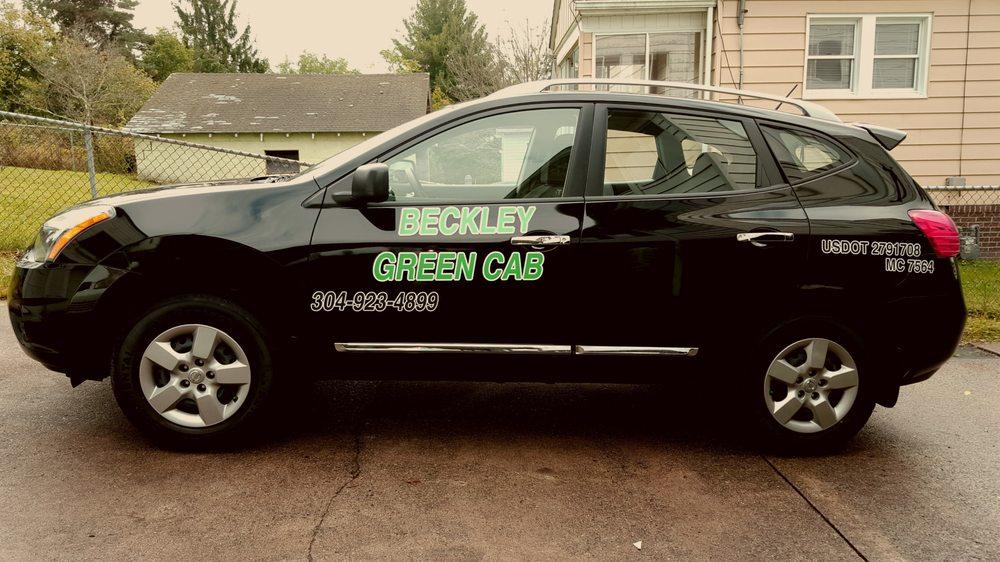 Beckley Green Cab: 106 Maplewood Ln, Beckley, WV