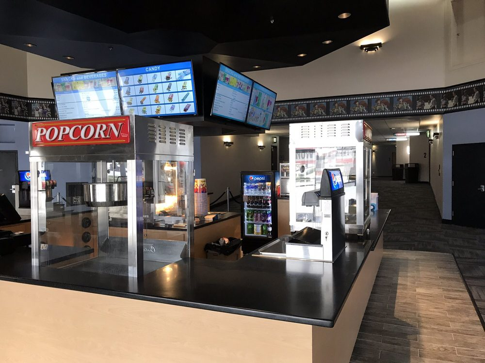 Spotlight Cinemas Capital 8: 201 Columbia Mall Blvd, Columbia, SC