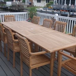 Photo Of Windsor Teak Furniture   Fenwick Island, DE, United States. Grade A