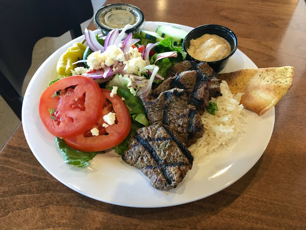Taziki's Mediterranean Cafe: 7841 Tylersville Rd, West Chester Township, OH