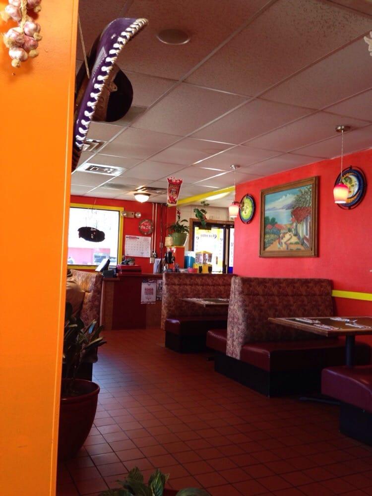 Mexican Food Vista Boise