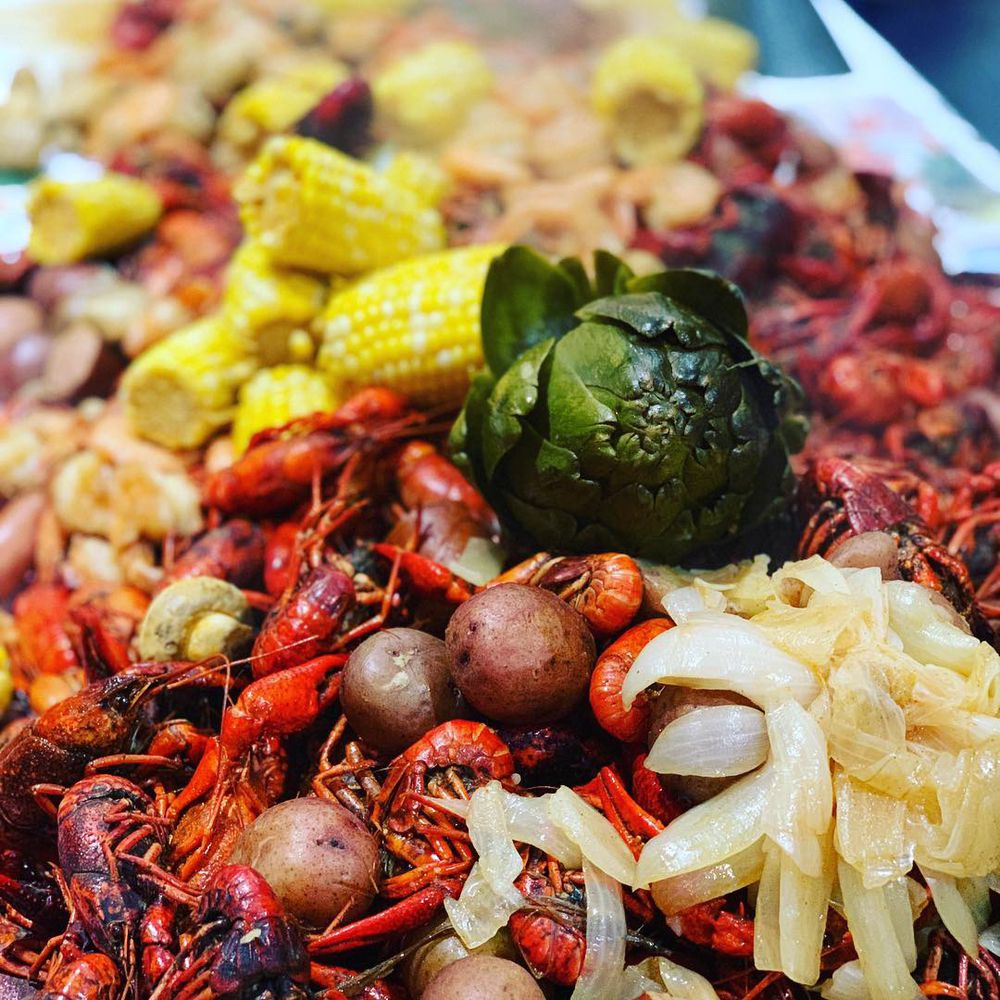 Rose's Seafood: 415 11th Ave, Seabrook, TX