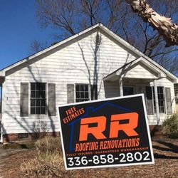 Photo Of Roofing Renovations   Greensboro, NC, United States. Roofing  Renovations: 336