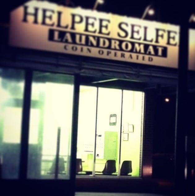 Helpee Selfee Laundromat: 131 S Main St, Albion, NY