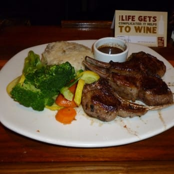 Photo Of Outback Steakhouse   Savannah, GA, United States. NZ Lamb !