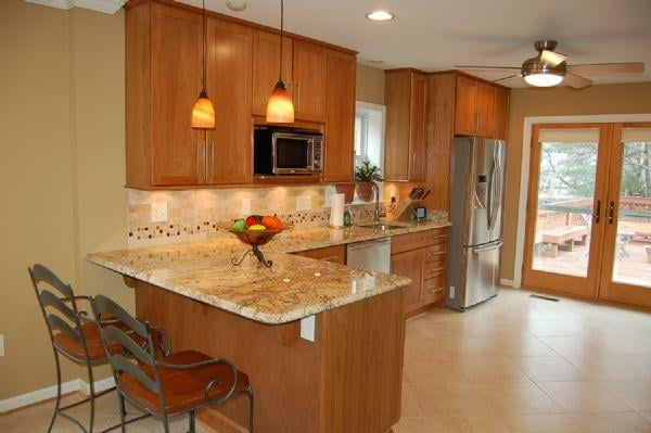 Photo Of Granite Works Countertops   Rockville, MD, United States. Solarius  Granite