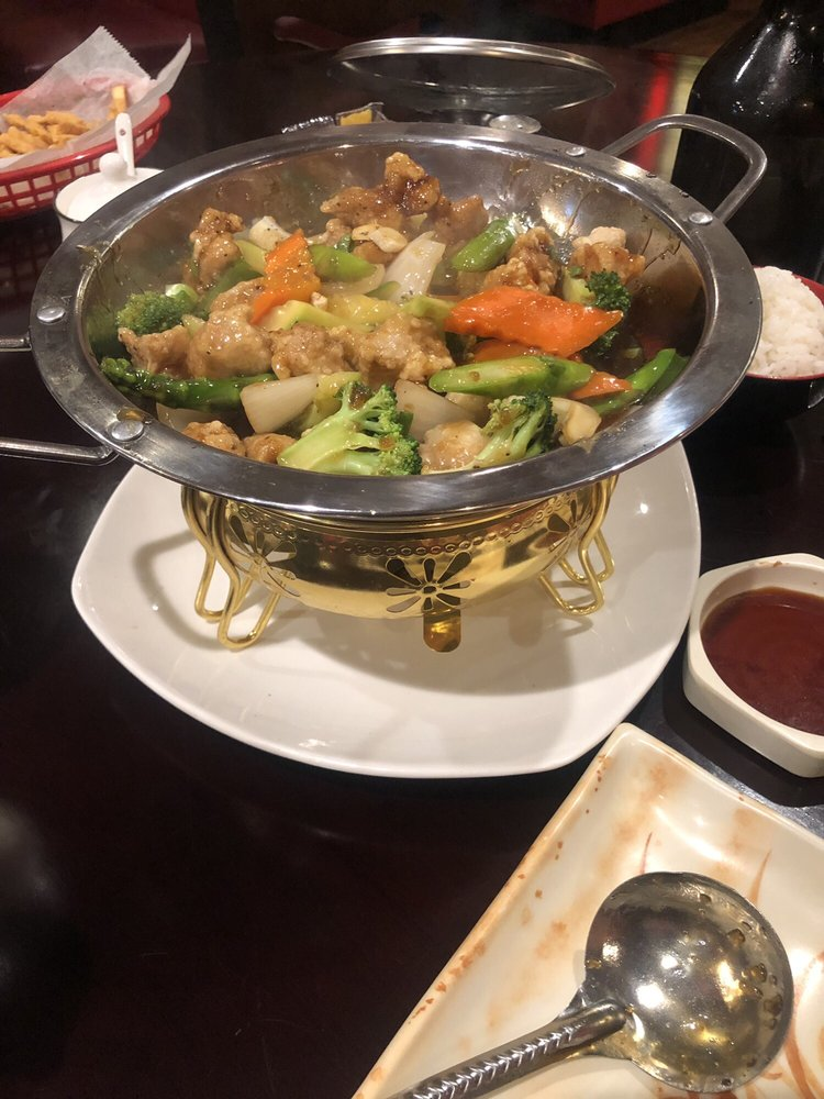 Panda & Fish Japanese & Chinese Restaurant: 7720 Main St, Fogelsville, PA