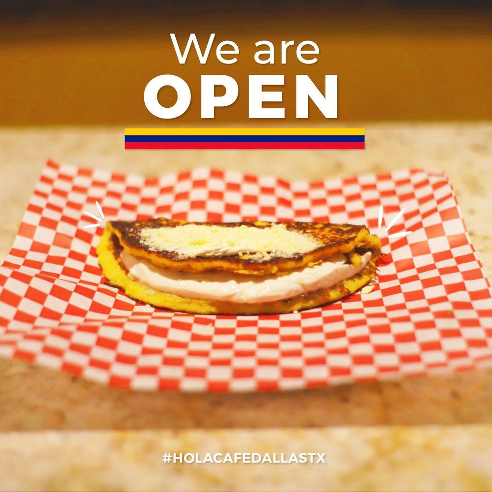 Hola Cafe: 2662 N Josey Ln, Carrollton, TX