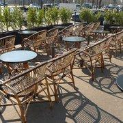 Les Princes - Paris, France. La terrasse des Princes, à Paris