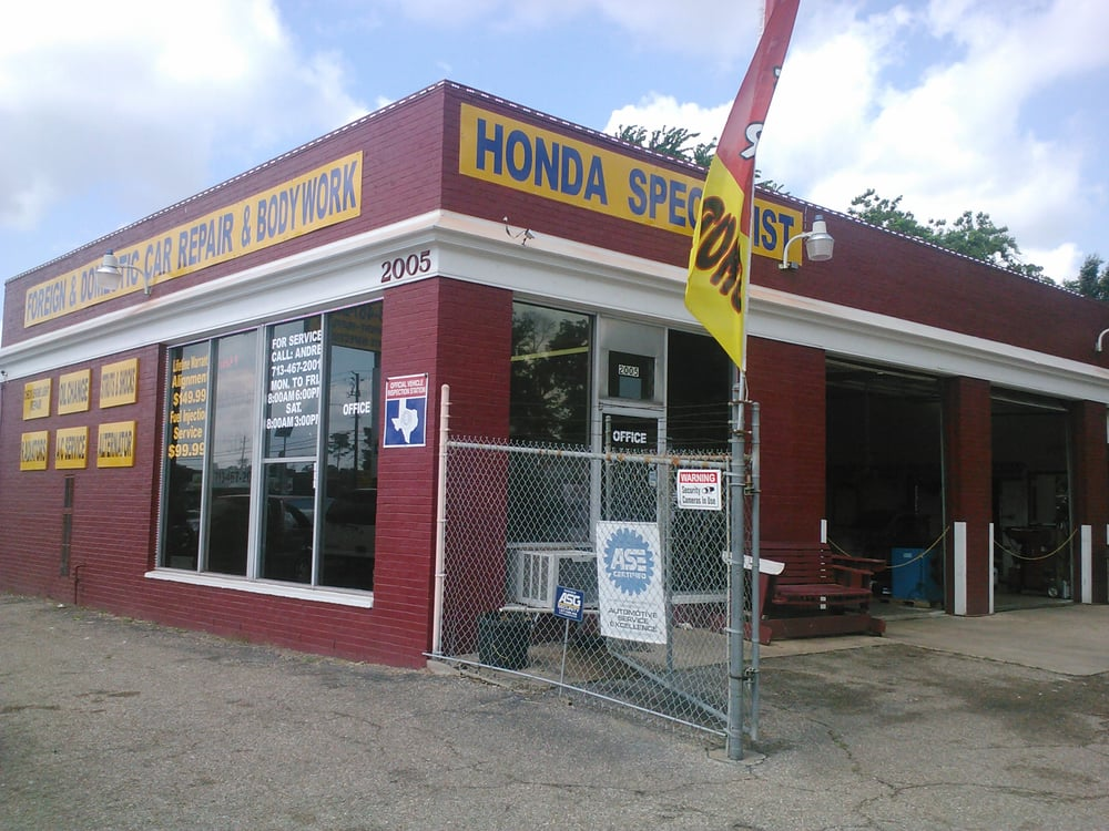Complete car care center we buy sell car trucks yelp for Honda specialist near me