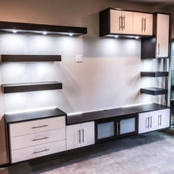 Photo Of Smart Closets   Seattle, WA, United States. Custom Media Center  With