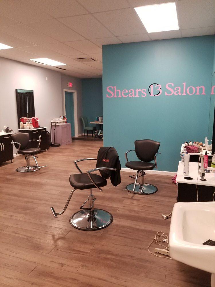 Shears 13 Salon: 4101 N DuPont Hwy, Dover, DE