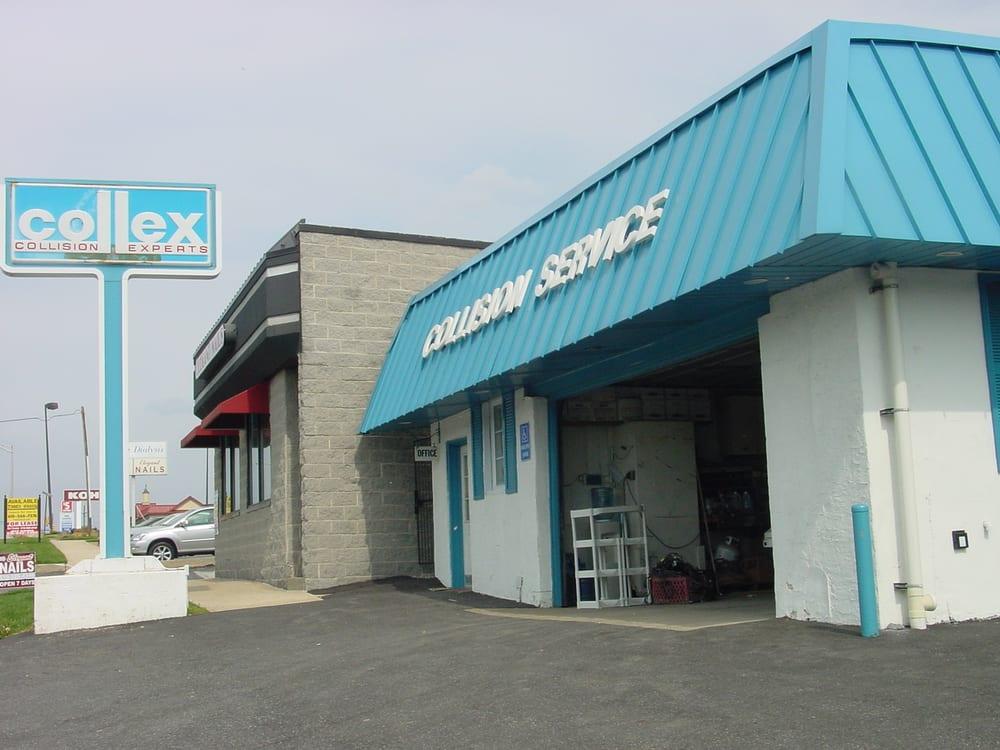 Car Body Repair Shops Near Me >> Collex Collision Experts - CLOSED - Auto Repair - 409 Baltimore Pike, Morton, PA - Phone Number ...