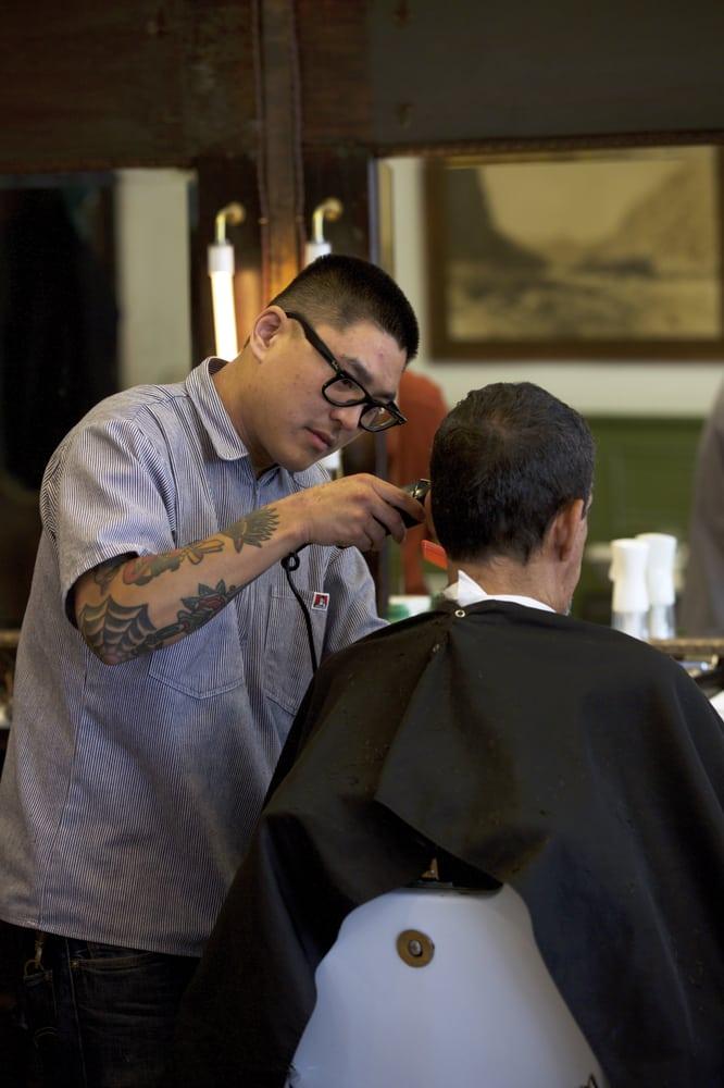 Fellow Barber: 696 Valencia St, San Francisco, CA