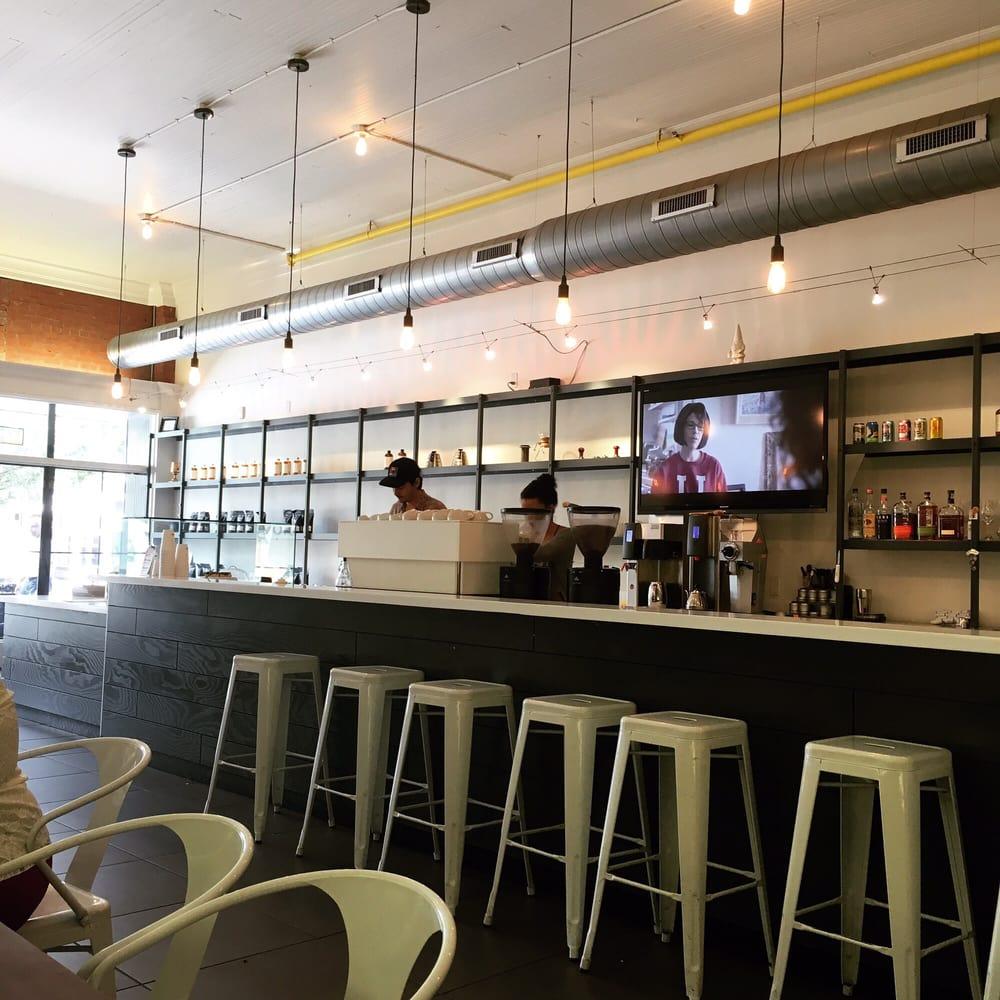 coffee shops in edmond