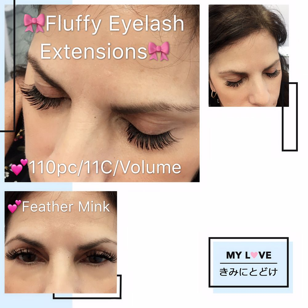 Fluffy Eyelash Extensions: 250 Harrison Ave, Harrison, NY