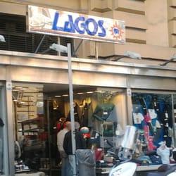 Lagos moda masculina c i umberto 185 centro storico for Sou abbigliamento