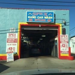Spex Hand Car Wash