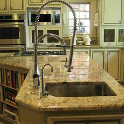 Photo Of Toluca Granite   Austin, TX, United States. A Typhoon Bordeaux  Granite