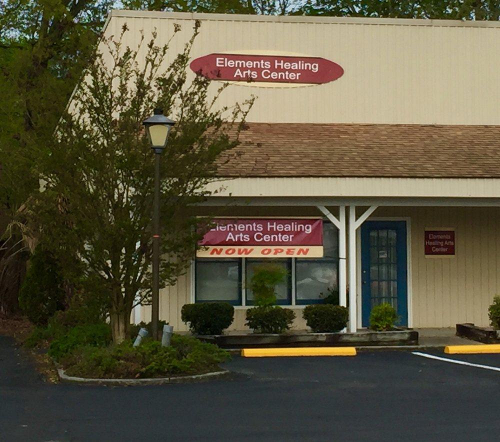 Elements Healing Arts Center: 1916 S Glenburnie Rd, New Bern, NC