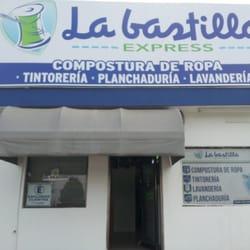 La bastilla express sastrer as av las americas 2425 for Contry la silla 5to sector