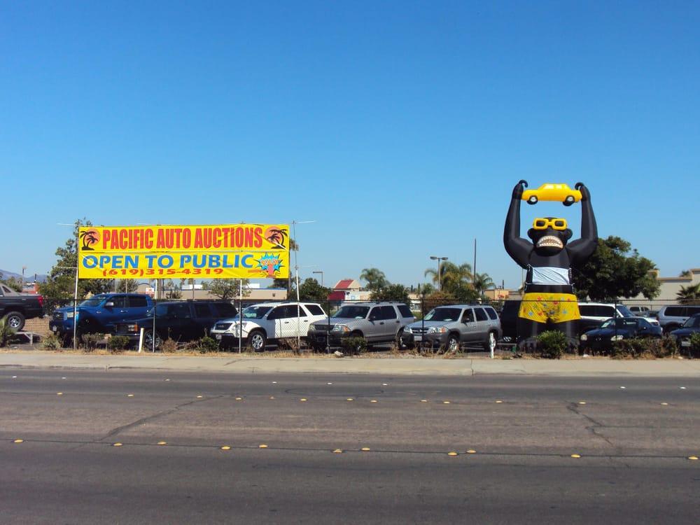 Pacific Auto Auction >> Pacific Auto Auctions Car Auctions 1338 E Main St El Cajon Ca
