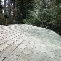 Photo Of Guardian Roofing   Tacoma, WA, United States. Roof After Air Blow  ...