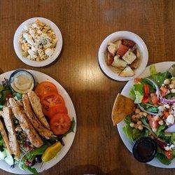 Tazikis Mediterranean Cafe 58 Photos 125 Reviews