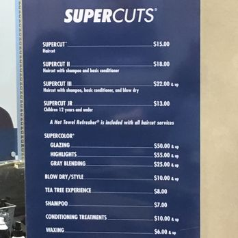 supercuts haircut cost supercuts 13 photos beards hair salons 104 lawson 3032