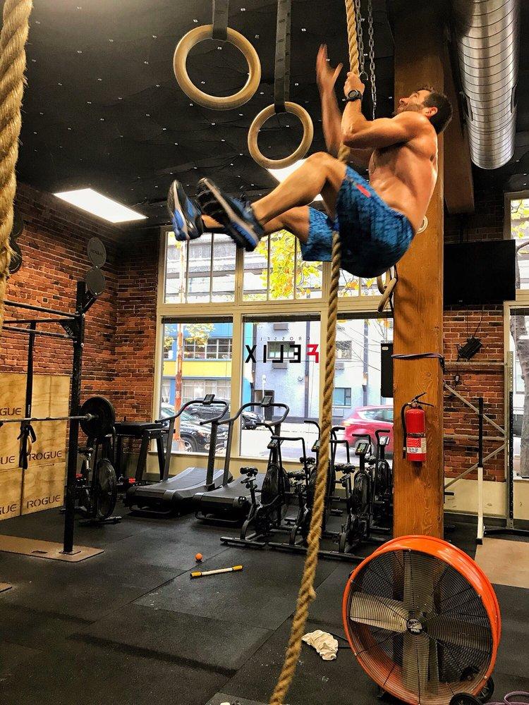 CrossFit Felix: 2211 5th Ave, Seattle, WA