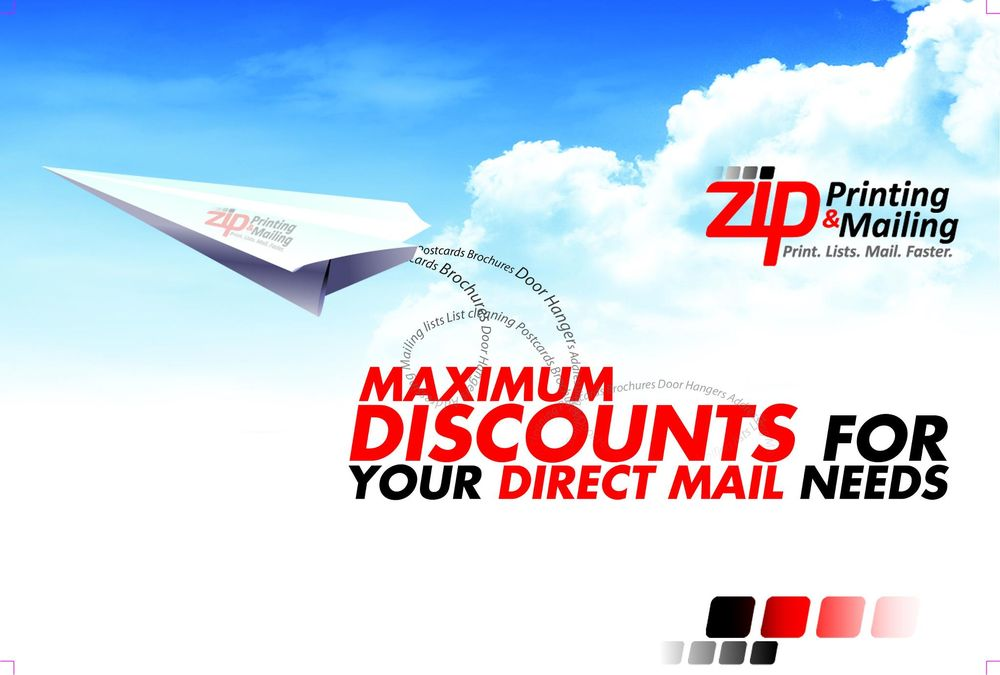 Zip Printing & Mailing: 1237 S Lincoln Ave, Clearwater, FL