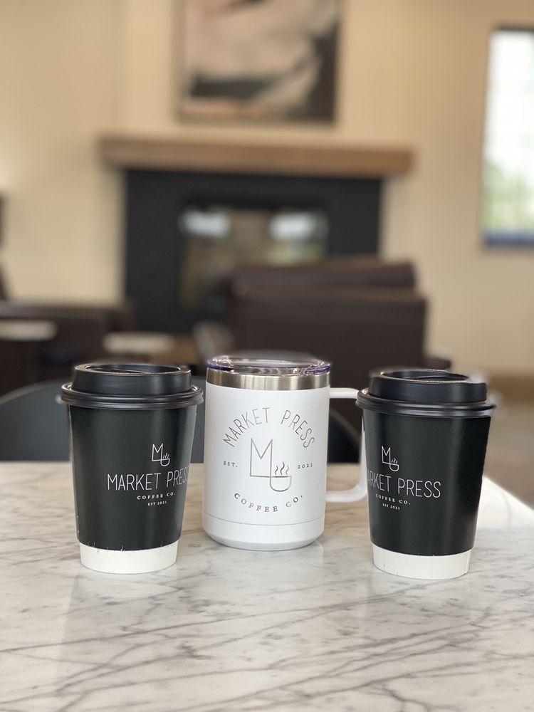 Market Press Coffee Co.: 1740 Market Dr, Dickinson, ND