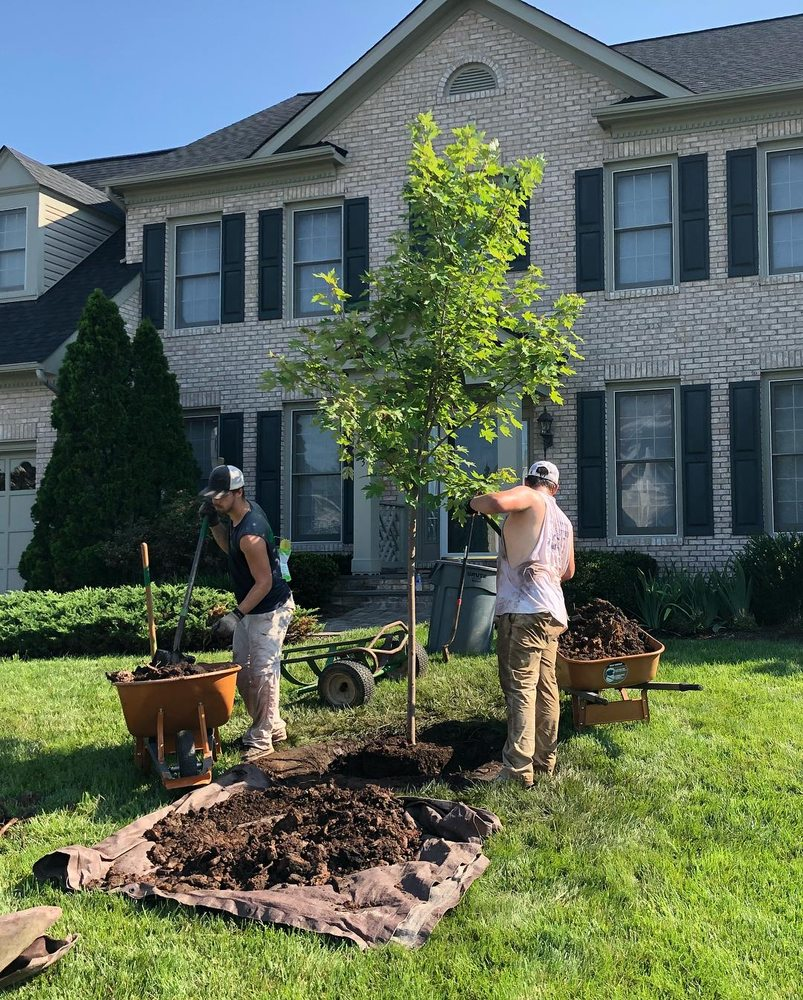 Brennan's Landscaping: 12911 Fitzwater Dr, Nokesville, VA